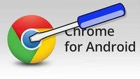 Google Chrome: Entwicklerversion für Android angekündigt