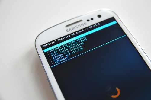 clockworkmod recovery samsung galaxy s3