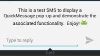 CyanogenMod 10: SMS-Popup und Schnellantwort als neue Features