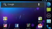 CyanogenMod 9: Erste Bilder vom Trebuchet Launcher zeigen Landscape-Homescreen