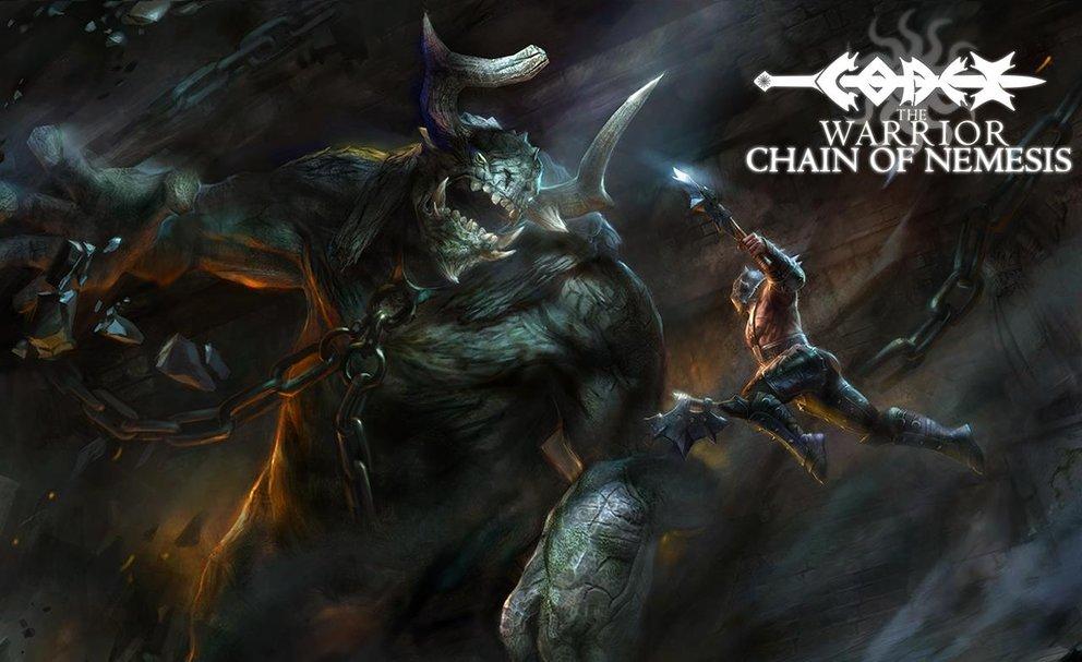 Codex the Warrior: Erstes Tegra 4-Game im Video