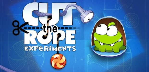 Cut the Rope: Experiments ab sofort im Play Store