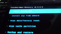 CWM6: Alpha-Version von ClockworkMod Recovery 6 veröffentlicht