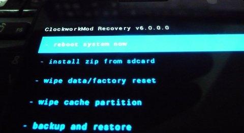 CWM6: Alpha-Version von ClockworkMod Recovery 6 veröffentlicht Bild