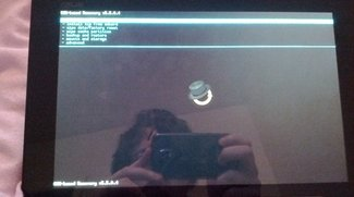 ASUS Transformer Prime: Jetzt auch mit ClockworkMod Recovery