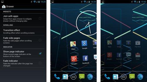 cyanogenmod 10.1 trebuchet launcher