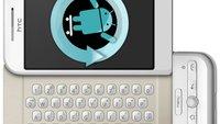 CyanogenMod: Keine weiteren Versionen für G1 und HTC Magic