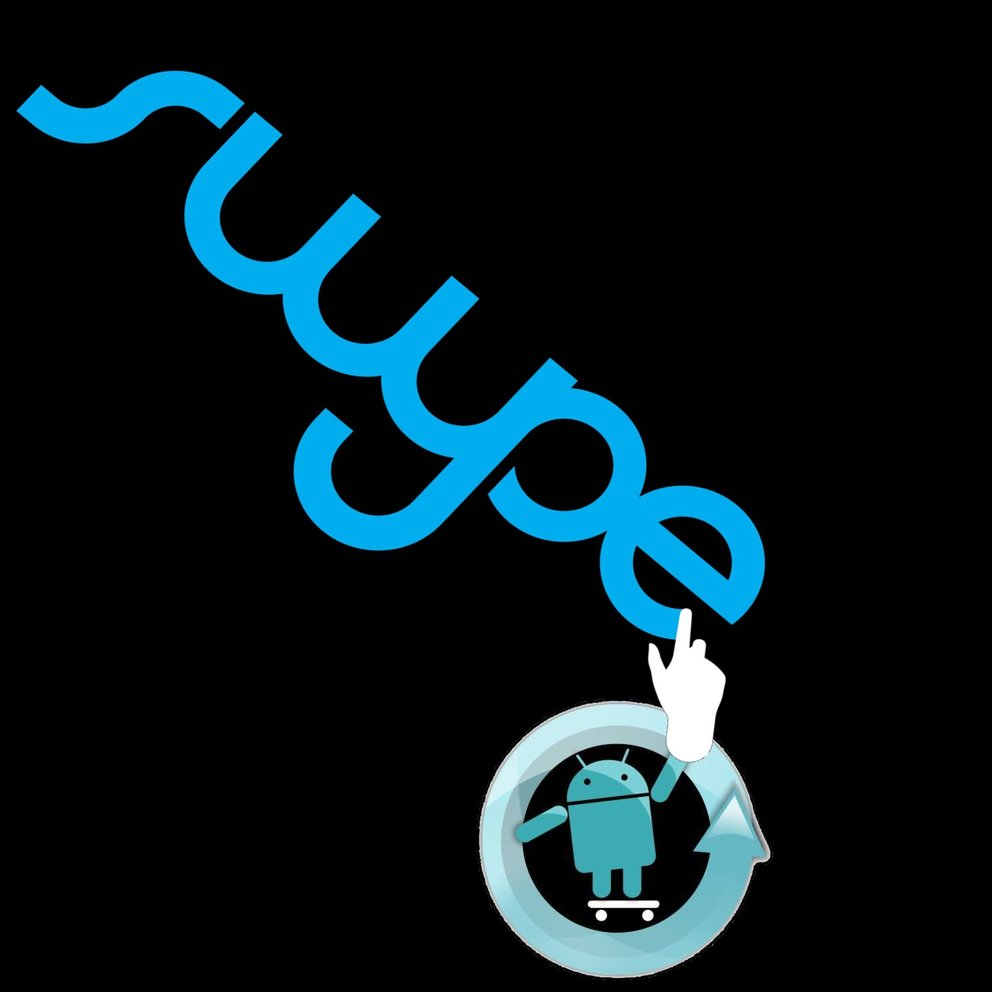 Swype: Beta-Test fast durch neues CyanogenMod-Feature beendet