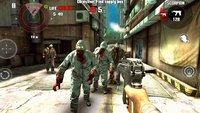 Dead Trigger: Zombie-Spiel gratis wegen Android-Piraterie