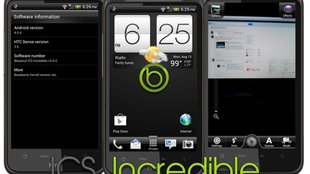 HTC Desire HD: Ice Cream Sandwich & Sense 3.6 dank Custom ROM