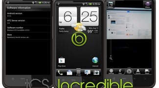HTC Desire HD: Ice Cream Sandwich &amp&#x3B; Sense 3.6 dank Custom ROM
