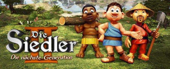 Die Siedler 2 - Die nächste Generation
