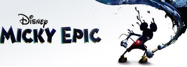 Disney's Epic Mickey - Neues Artwork-Video und erste Screenshots