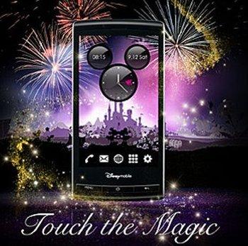 Disney Smartphone kommt mit Android-OS nach Japan
