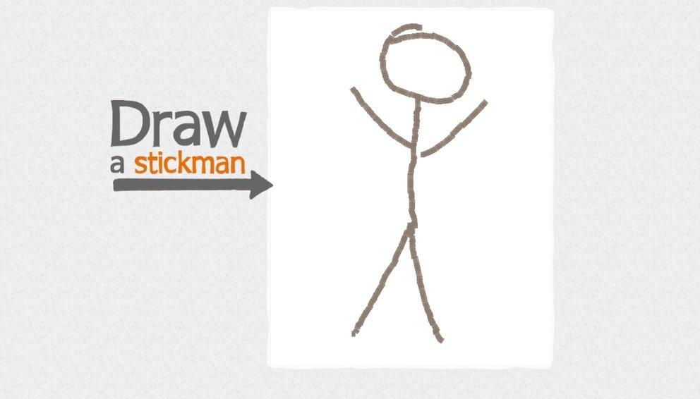 Draw A Stickman: Innovatives Strichmännchen-Spiel jetzt im Play Store