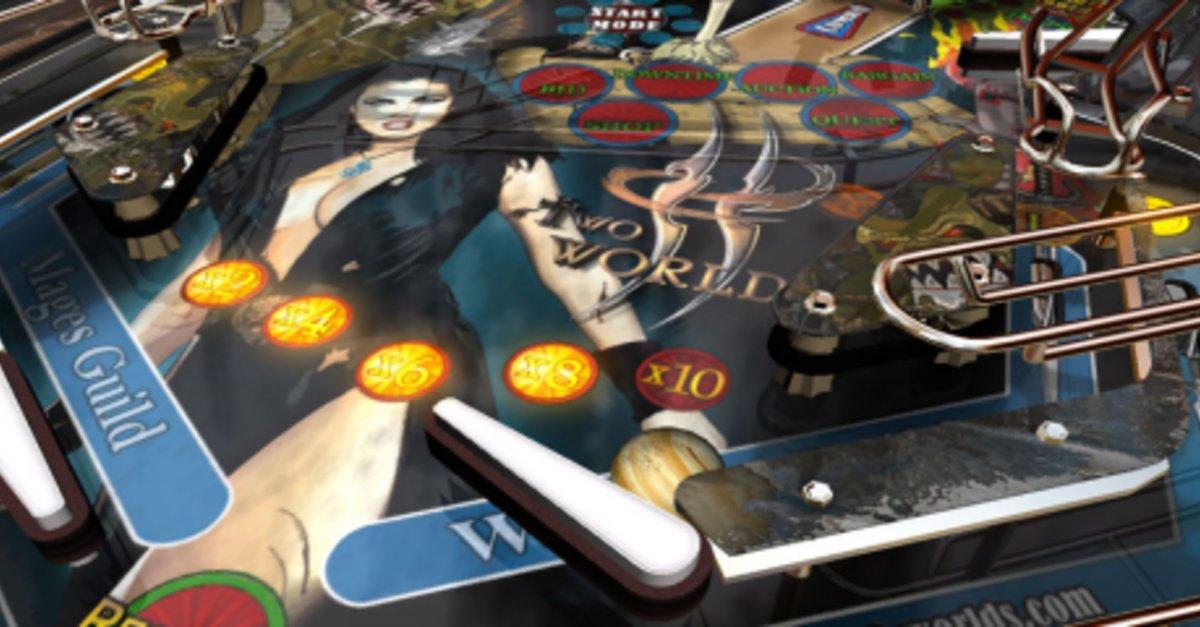 dream pinball 3d two worlds kostenlos downloaden giga. Black Bedroom Furniture Sets. Home Design Ideas