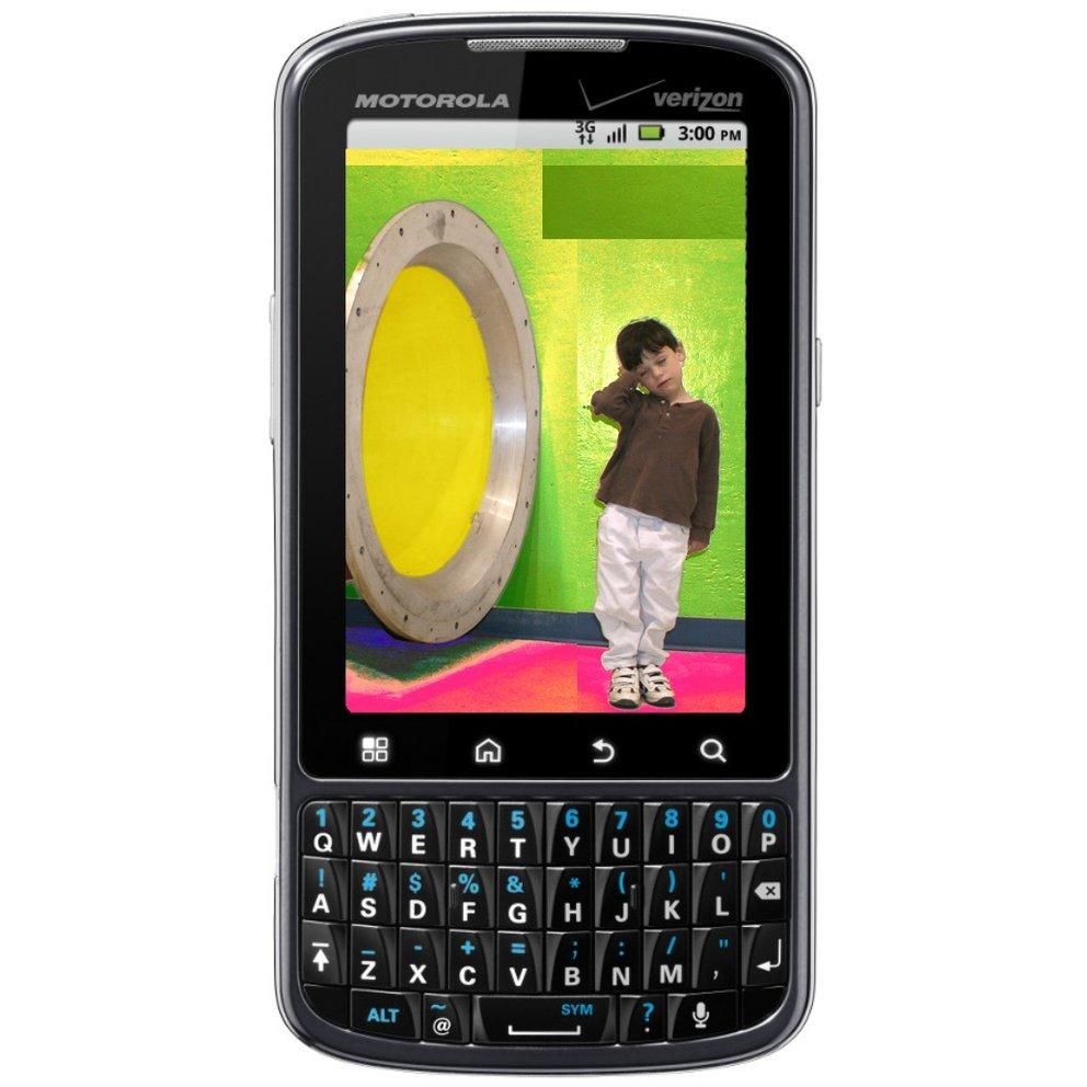 Motorola Droid Pro: Furchtbarster Klingelton aller Zeiten?