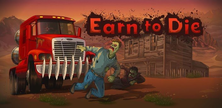 Earn to Die: Kultiger Zombie-Racer jetzt im Play Store