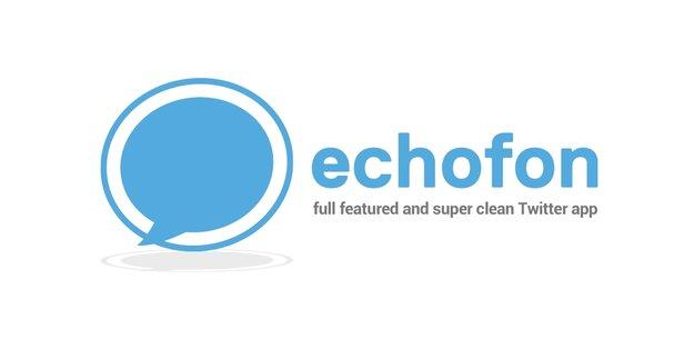 Echofon: Twitter-Client jetzt im Play Store verfügbar