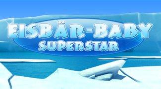 Eisbär-Baby Superstar