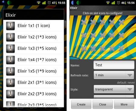 elixir-widgets