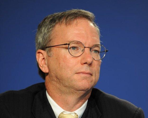 """Google-Vorstandschef Schmidt : """"Wir unterstützen HTC gegen Apple"""""""