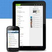 Für Bürohengste: Google Docs nun mit Tablet-Support