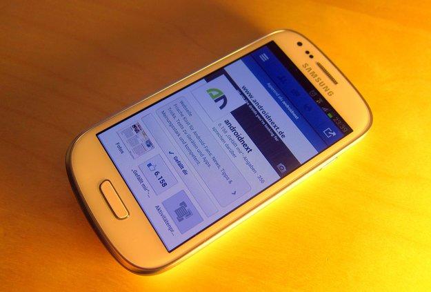 Facebook: Android-App mit großem Update, jetzt deutlich schneller