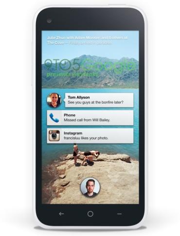 facebook home lockscreen