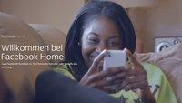Facebook Home: Facebooks Android-Skin und HTC First vorgestellt