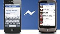Facebook-Messenger: Gratis-Anrufe über Datenverbindung jetzt möglich