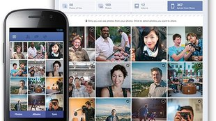 Facebook für Android: Cloud-Upload für Fotos in der Testphase