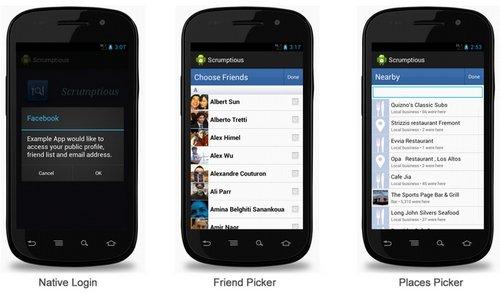 facebook sdk 3.0