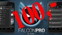 Falcon Pro: Preis des Twitter-Clients auf 100 Euro angehoben