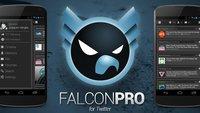 Falcon Pro: Preis wieder deutlich gesunken, Update löscht Tokens