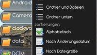 FileSlick - Der etwas andere Dateimanager