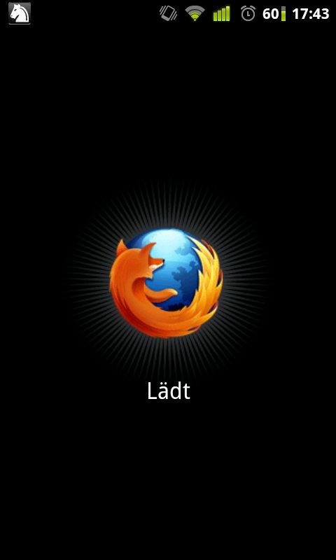Firefox 9 ist nun im Android Market erhältlich