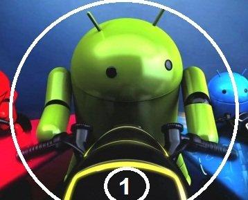 Über 50% aller Smartphones laufen mit Android