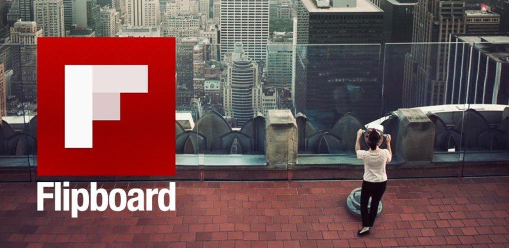 Flipboard: Jetzt im Play Store, auch auf Deutsch und mit Google+