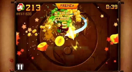 Fruit Ninja: Arcade Mode