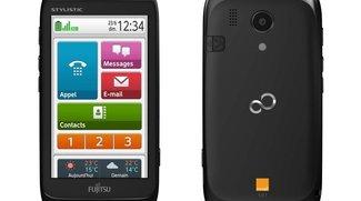 Fujitsu Stylistic S01: Seniorenhandy mit Android kommt nach Europa