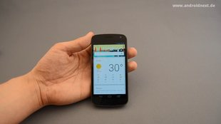 Galaxy Nexus: Android 4.1 Jelly Bean im Video-Walkthrough