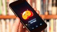 Android 4.2.2-Update: Flashbare ZIPs zum Download, Quellcode, Neuerungen