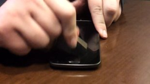 Galaxy Nexus: Kein Gorilla Glass, trotzdem kratzfest [VIDEO]