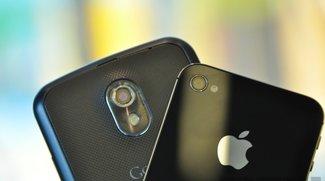 Galaxy Nexus vs iPhone 4S - Vergleichsfotos