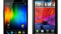 Samsung Galaxy Nexus und Motorola RAZR jetzt auch bei 1&1