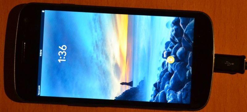 Galaxy Nexus: Erste Open webOS-Portierung veröffentlicht