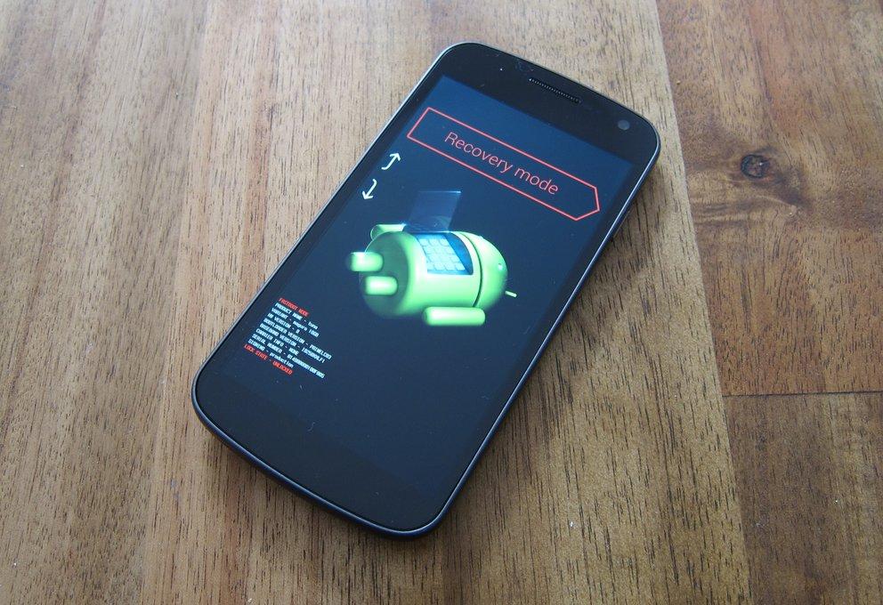 Galaxy Nexus: Root-Anleitung
