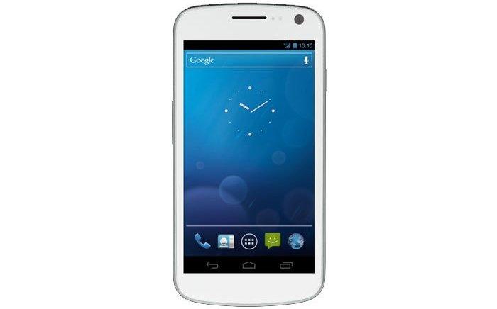 Galaxy Nexus: Weiße Version kommt nach Großbritannien