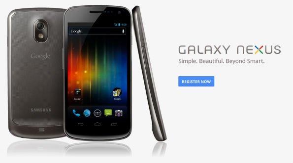 Galaxy Nexus: Kein Flash, kein Massenspeicher-Modus und ein paar Bugs